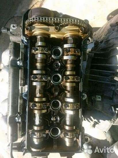Двигатель двс 1NZ-FXE для Тайота Приус