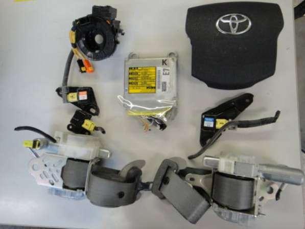Комплект безопасности Тойота приус NHW-20