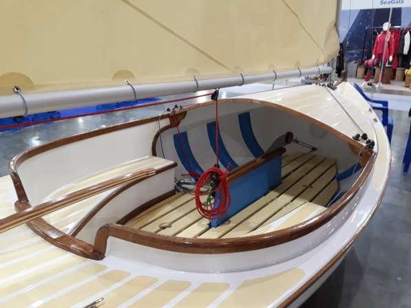 Парусная яхта кэт бот «Tom Cat 12ft» в Москве