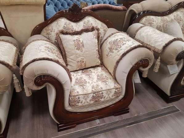 Юнна-Эллада, диван, 2 кресла в Новосибирске