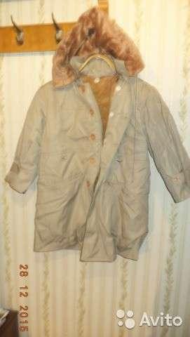 Детское пальто (пихора)