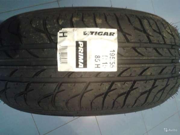 Новые Tigar 205 45 R16 Syneris 87W XL