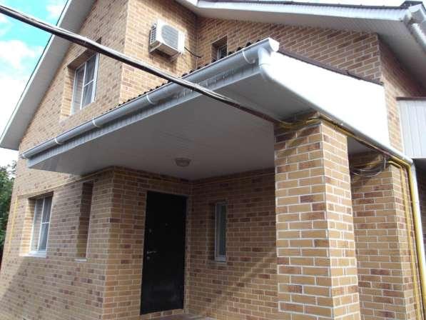 Фасадные работы, утепление и декоративная отделка стен