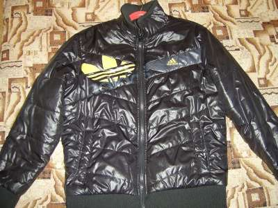 куртка весенняя Adidas
