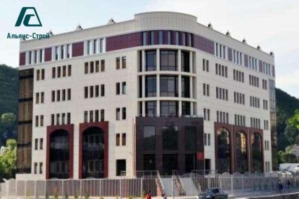 Строительство административных зданий в Краснодаре
