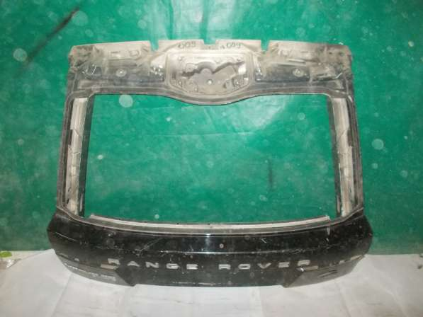 Range Rover Voque Крышка Багажника б/у оригинал