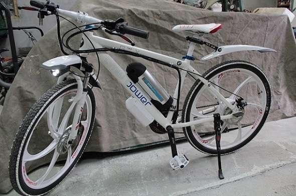 электро велосипед BMW G760GH bmw rower