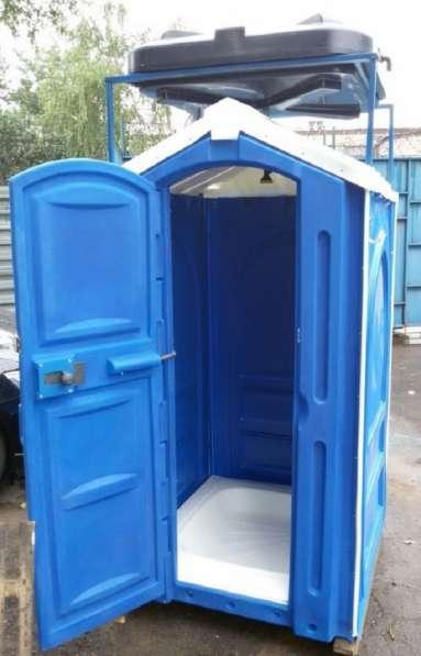 Новые туалетные и душевые кабины в Москве фото 5