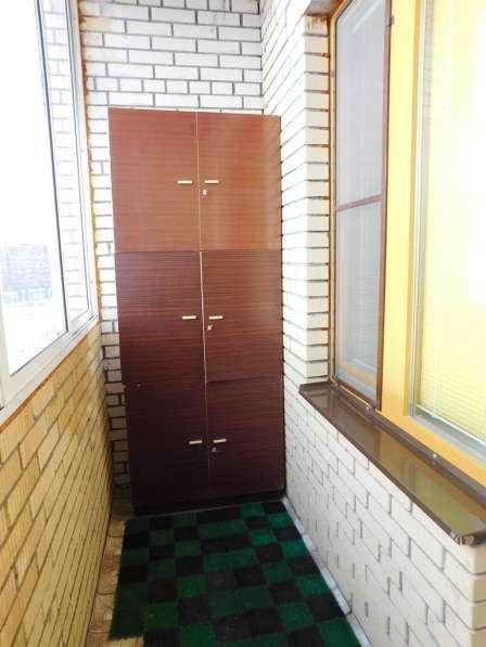 1-комнатная квартира в кирпич доме в Дзержинском р-не(46 м2) в Ярославле фото 9