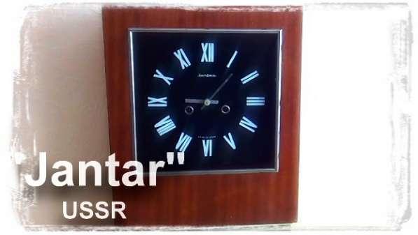 Настенные часы с боем «Jantar» (Янтарь) б/у Бобруйск Беларус