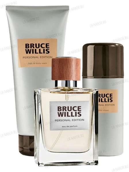 Набор мужской Bruce Willis