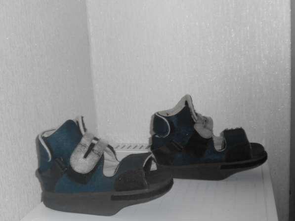 Лечебная обувь барука