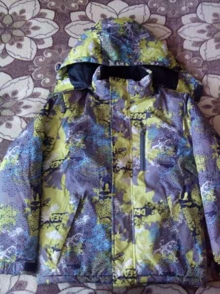 Куртка на мальчика на весну