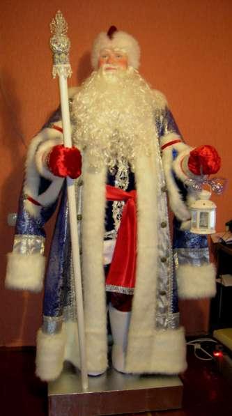 Механические куклы для интерьера, витрин и выставок