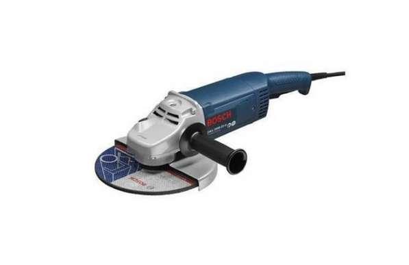 Болгарка (ушм) Bosch GWS 20-230 H 0601850107