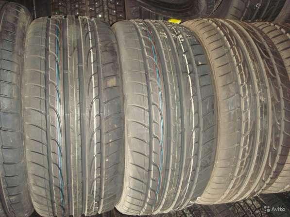 Новые комплекты Dunlop 245/40ZR18 SP Sport Maxx