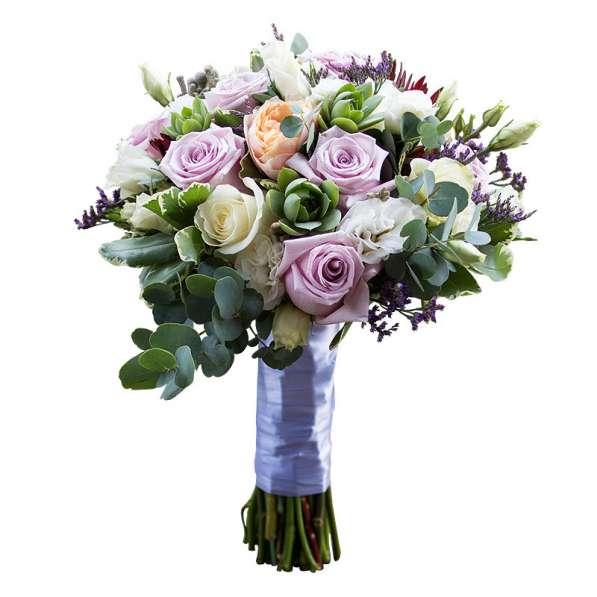 Свадебные букеты, цветы