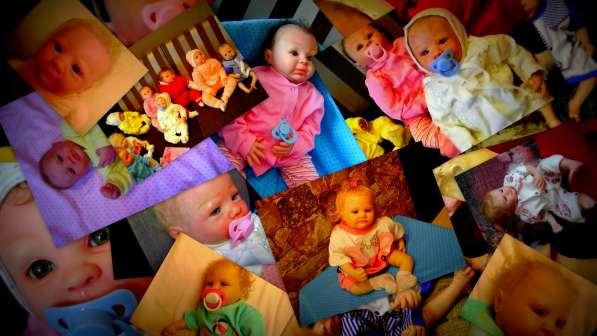 Куклы дети (Куклы реборн)