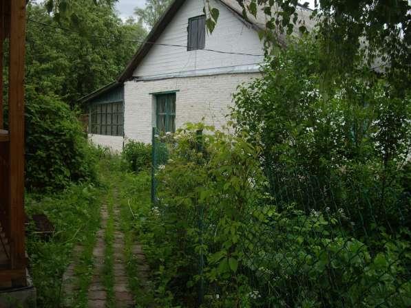 Дом у реки и леса в деревне Коровино Калужской области