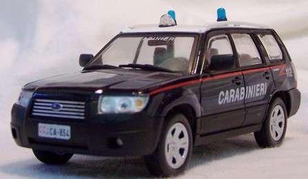 Полицейские машины мира спец. выпуск №3 SUBARU FORESTER 2007