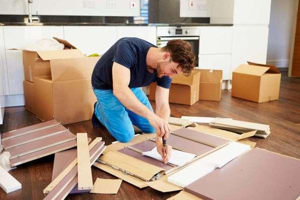 Качественная сборка, разборка, ремонт мебели
