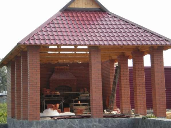 Каменщик-печник в Новосибирске фото 3