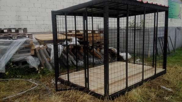Вольеры для собак и птиц