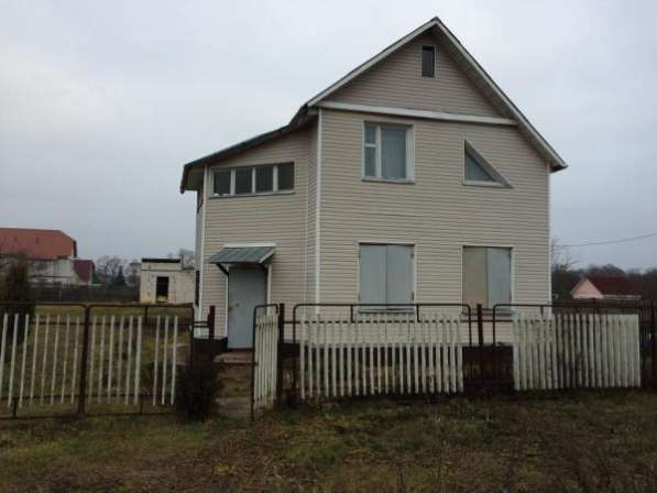Продается 2-х этажный дом в деревне Александрово, Можайский район,89 км от МКАД по Минскому, Можайскому шоссе.