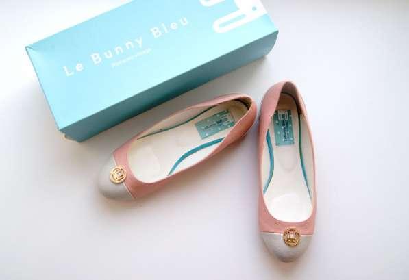 Балетки нью-йоркского бренда LeBunny Bleu