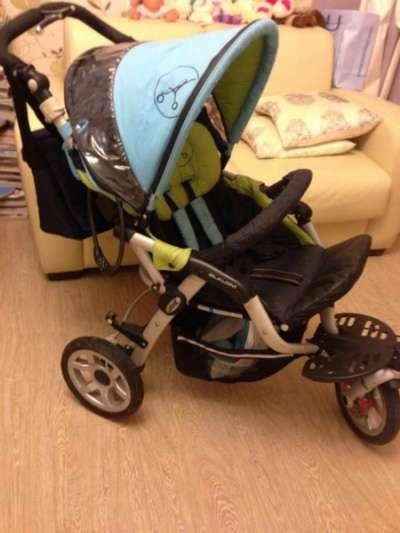 детскую коляску Jane Jane Slalom Pro
