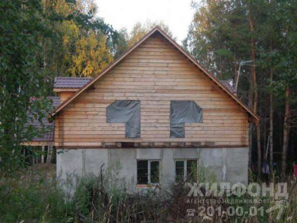 коттедж, Новосибирск, Ключ-Камышенское Плато, 200 кв.м.