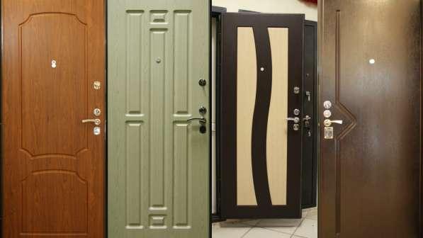 Стальные входные двери производства г. Йошкар-Ола в Самаре фото 7