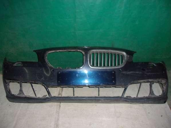 Бампер передний BMW F10 Restyling