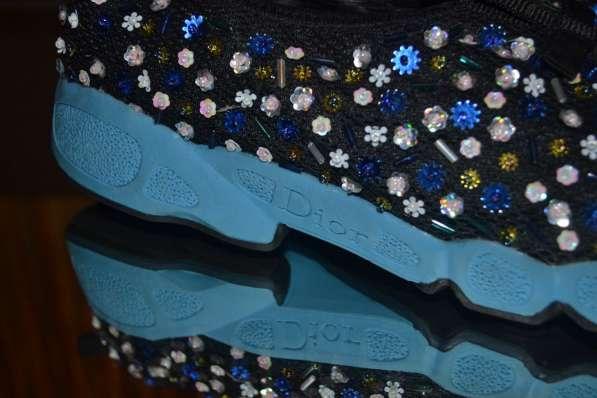 Кроссовки Dior в