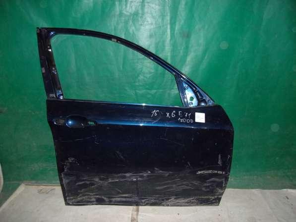 Правая передняя дверь BMW X6 E71 с дефектом