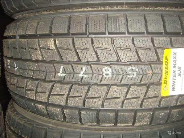 Новые японские Dunlop 255/50 R20 Winter Maxx SJ8