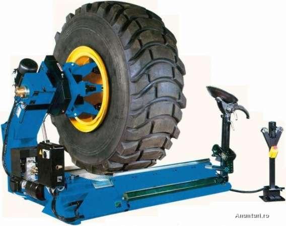 Шиномонтажные услуги, ремонт шин повышенной сложности грузовых автомобилей, сельхоз и спецтехники