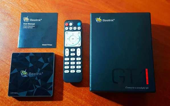Приставка для Смарт ТВ - Beelink GT1 Ultimate TV Box 3G 32G