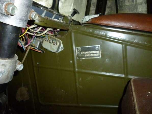 ГАЗ 6601 документы