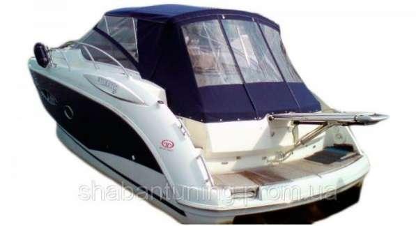 Ходовой, носовой тент на лодку, катер