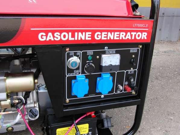 Генераторы дизельные и бензиновые различной мощьности