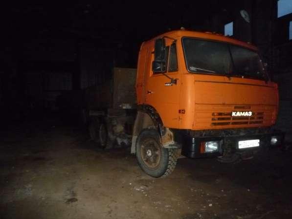 Продам КАМАЗ-5410 с прицепом