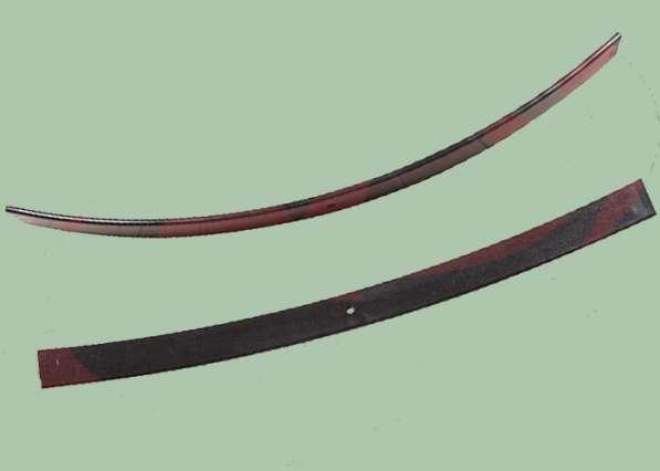Подрессорник Газель-3302 (1лист 13мм) Усиленный