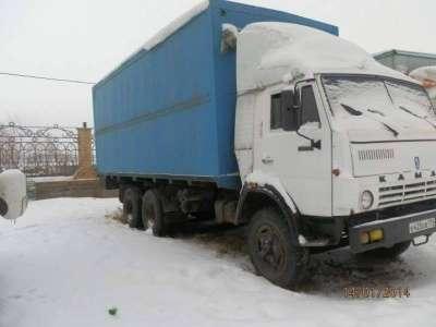 грузовой автомобиль КАМАЗ 53212