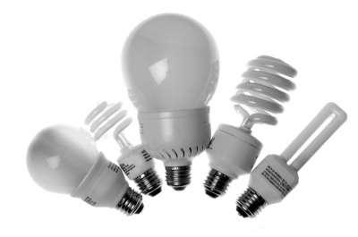 Лампа светодиодная, энергосберегающая