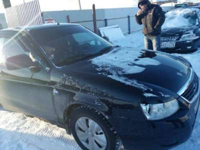 автомобиль ВАЗ 2170 Приора
