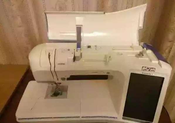 Швейно - вышивальная машина в Перми