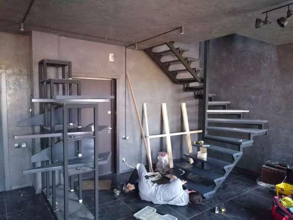 Обшивка лестниц деревом в Воронеже фото 9