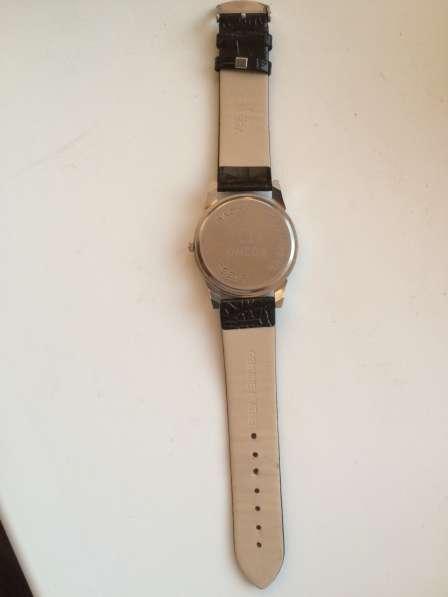 Часы Омега quartz swiss новые в Одинцово фото 5