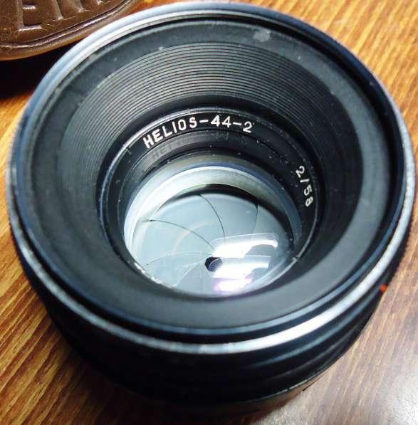 Фотоаппарат ЗЕНИТ-Е с двумя объективами в Самаре